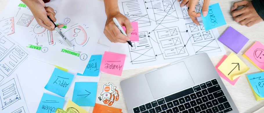 Design Thinking Agentur (phaydon Marktforschung Symbolfoto)