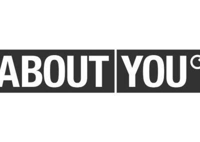 About You Logo Logo - phaydon Kunden