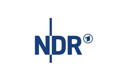Norddeutscher Rundfunk (NDR) Logo - phaydon Kunden