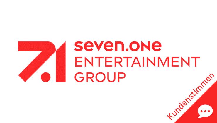 Seven.One Entertainment Logo – phaydon Kunden