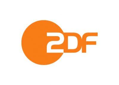 ZDF Logo - phaydon Kunden