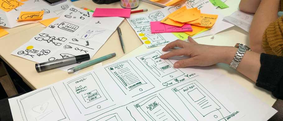 Rapid Prototyping iterativ & agil (phaydon Marktforschung Symbolfoto)