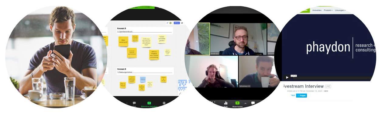 Remote UX Tools zum Virtual Usability Workshop per Web