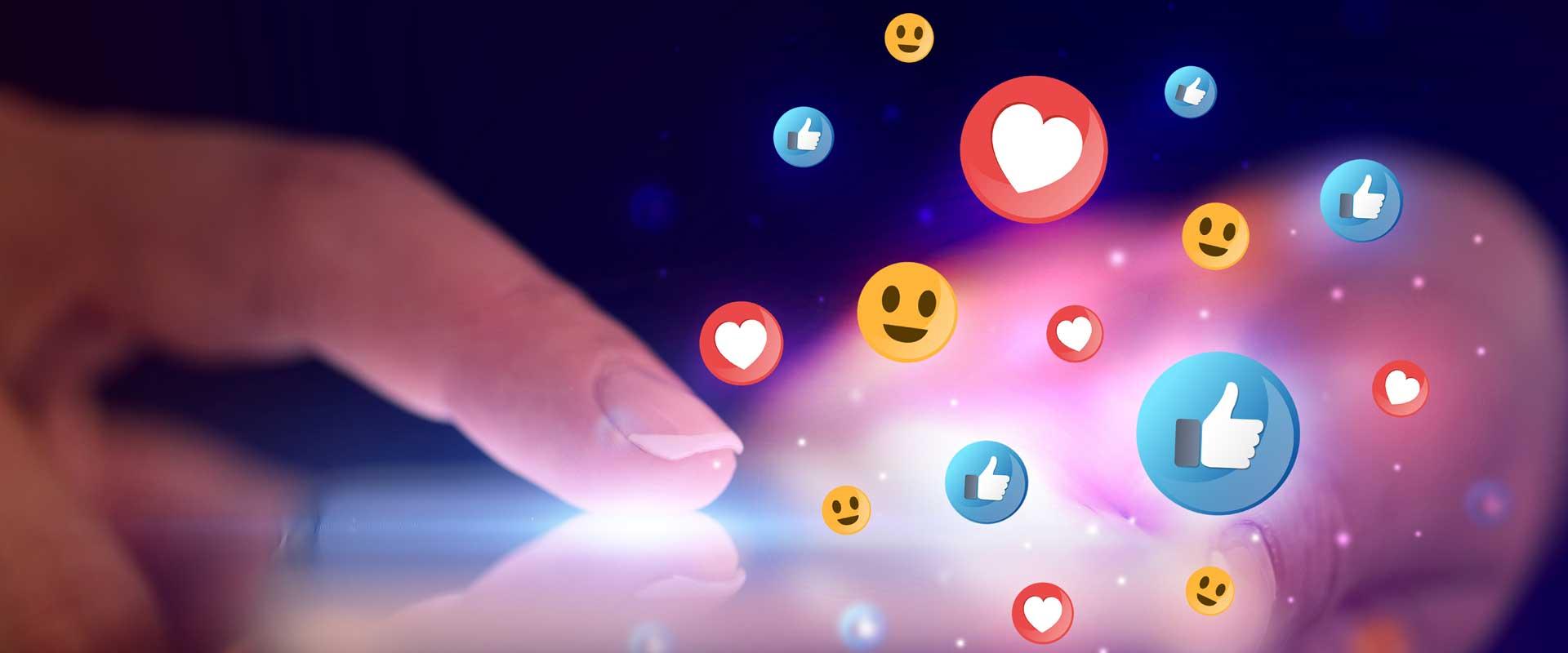 Social Media & Digital Storytelling (Symbolfoto phaydon Marktforschung Lösungen)
