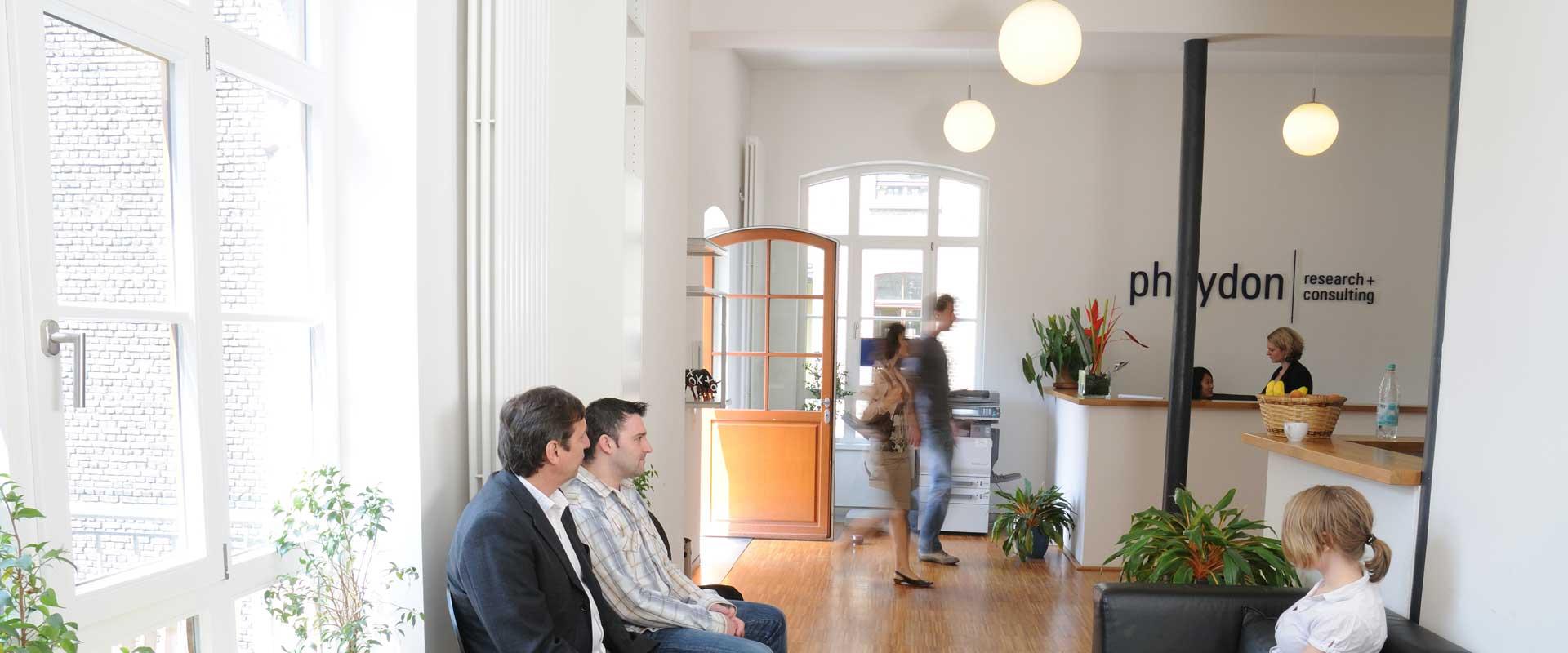 Teststudio Köln - phaydon Marktforschung