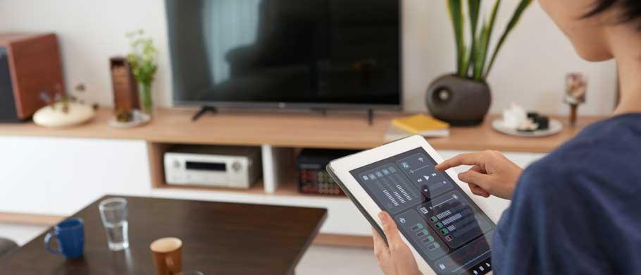 UX In-Home Testing & Interviews (Symbolfoto phaydon Marktforschung)